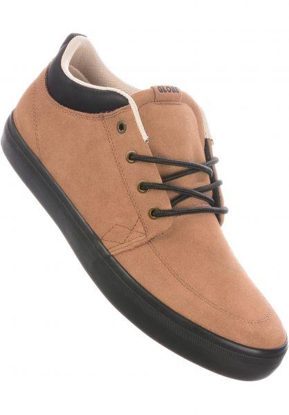 Globe Alle Schuhe GS Chukka brown-black vorderansicht 0604472
