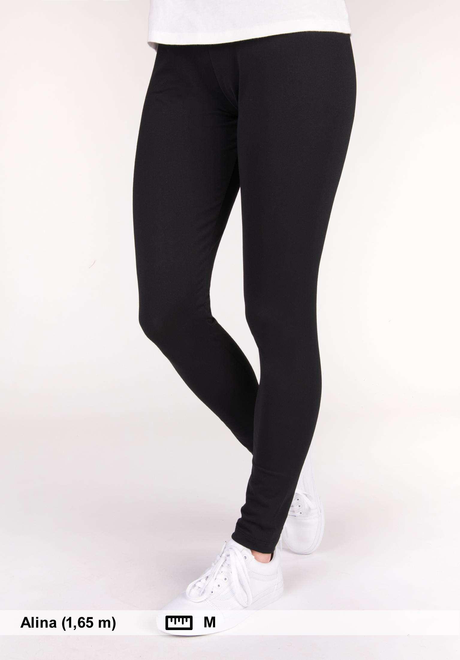 9676086ec2 Trefoil Tight adidas Leggings in black da Donna | Titus