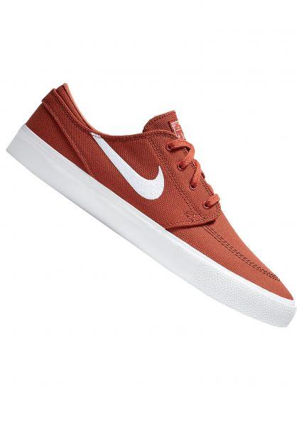Nike SB Alle Schuhe Zoom Stefan Janoski CNVS RM dustypeach-white vorderansicht 0604616
