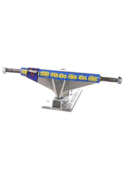 Venture Achsen 5.2 High Pro V-Light Vincent Touzery silverpolished vorderansicht 0122911