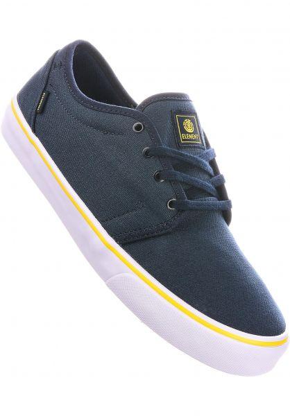 Element Alle Schuhe Darwin navy vorderansicht 0603968