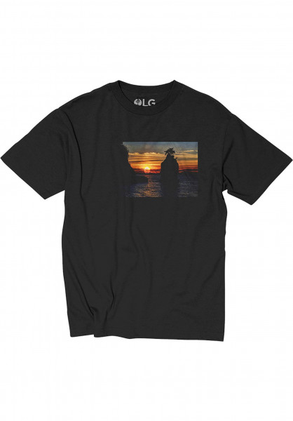 Red-Dragon T-Shirts Sunrise black Vorderansicht