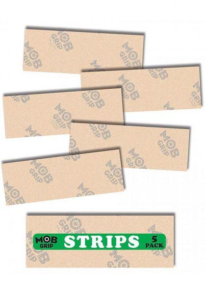 MOB-Griptape Griptape Clear Grip Strips 5er clear Vorderansicht