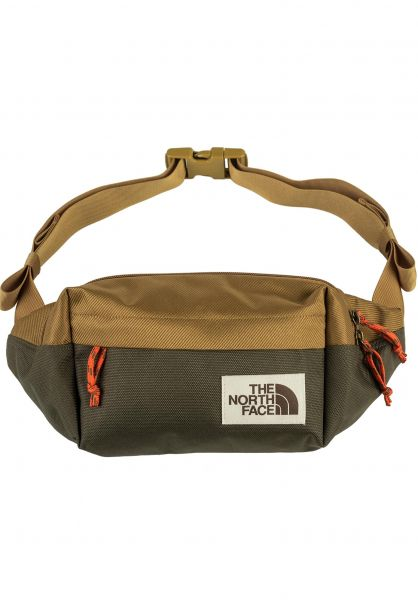 The North Face Hip-Bags Lumbar Pack britishkhaki-newtaupegreen vorderansicht 0169128