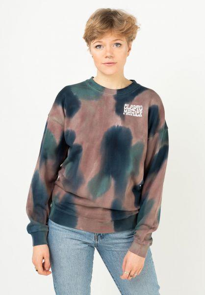 Cleptomanicx Sweatshirts und Pullover Hippi white vorderansicht 0423066