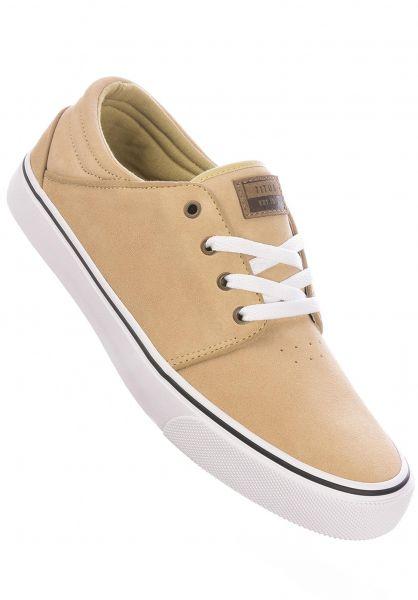 TITUS Alle Schuhe Hudson ginger-white vorderansicht 0604301
