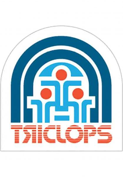 Triclops Verschiedenes Header multicolored vorderansicht 0972684