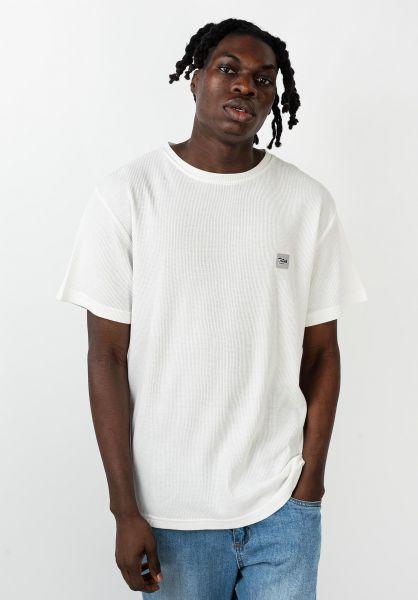 TITUS T-Shirts Noah offwhite vorderansicht 0320160