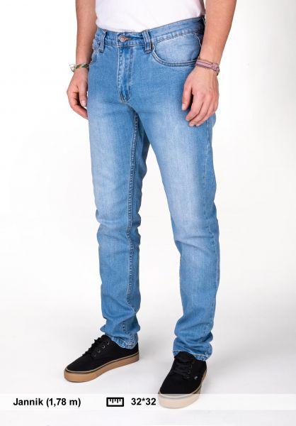 TITUS Jeans Taper Fit lightblue vorderansicht 0540982