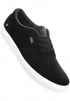 C1RCA Alle Schuhe Hesh 2.0 black-gold Vorderansicht