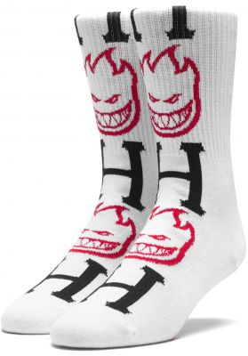 HUF x Spitfire Bighead H Socks