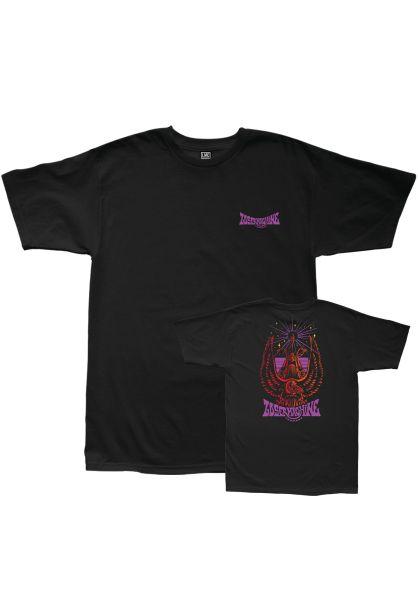 Loser-Machine T-Shirts Road Runner black vorderansicht 0383258