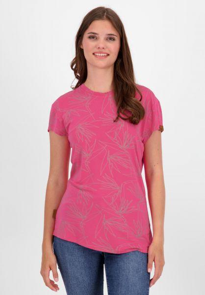 alife and kickin T-Shirts Mimmy B fuchsia 121 vorderansicht 0324074