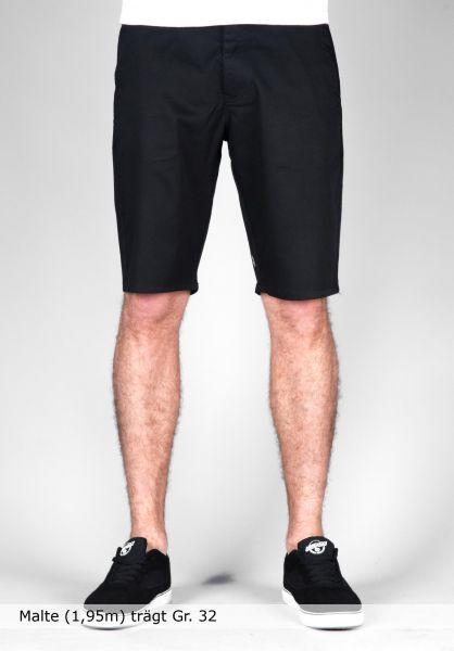 Volcom Shorts Frickin Modern black Vorderansicht
