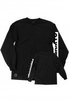 OJ Wheels Longsleeves Bar Logo black Vorderansicht