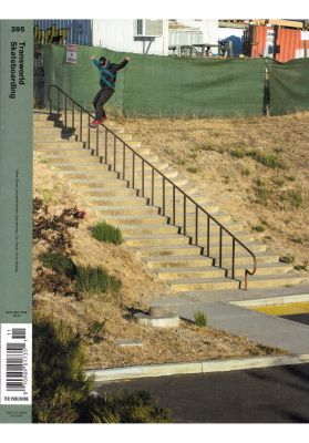 Transworld Magazine 2018