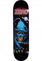 Zero-Skateboard-Decks-Cole-Black-Panther-black-multicolored-Vorderansicht