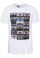 dedicated-t-shirts-stockholm-multi-tapes-white-vorderansicht-0399370