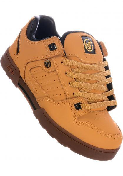 DVS Alle Schuhe Militia Snow chamois-black vorderansicht 0603526