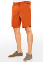 Reell Chinoshorts Miami Chino burned-orange Vorderansicht