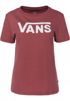 Vans T-Shirts Flying-V applebutter Vorderansicht