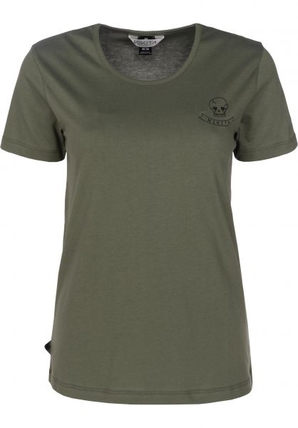 Nikita T-Shirts Veruca fatigue Vorderansicht