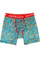Red-Dragon Boxer Briefs pizzarama Vorderansicht