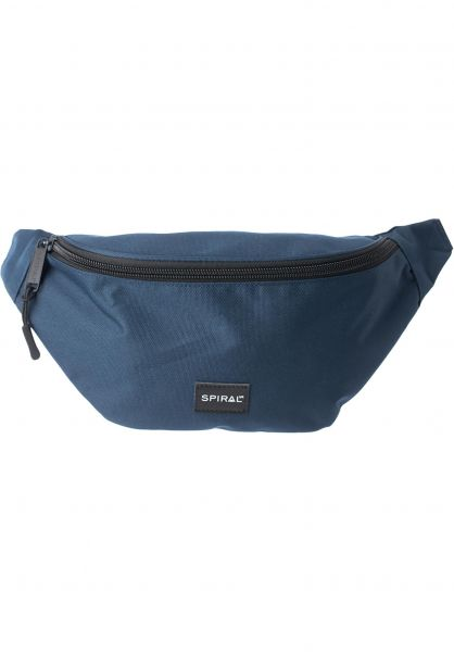 Spiral Hip-Bags Core Bum Bag navy Vorderansicht