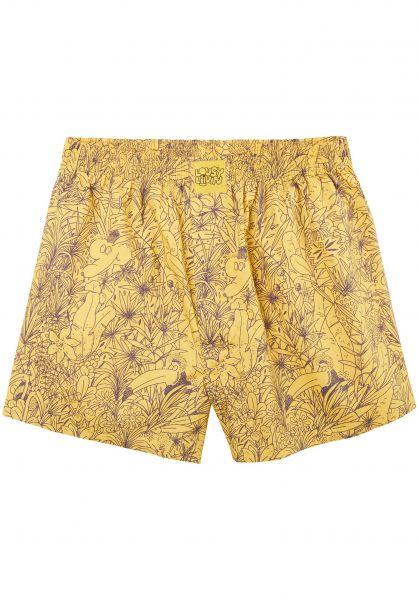 Lousy Livin Unterwäsche Tropical yellow vorderansicht 0213107