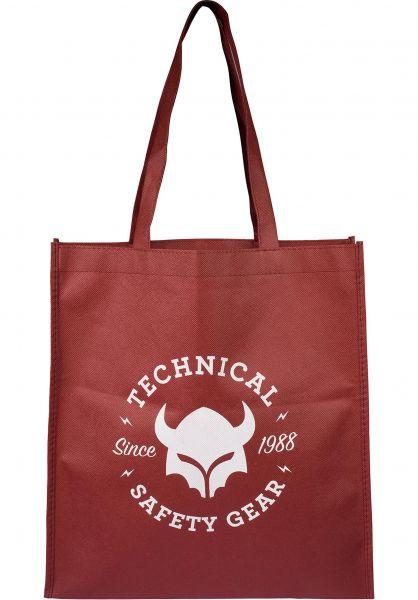 TSG Verschiedenes Shopping Bag red vorderansicht 0972656