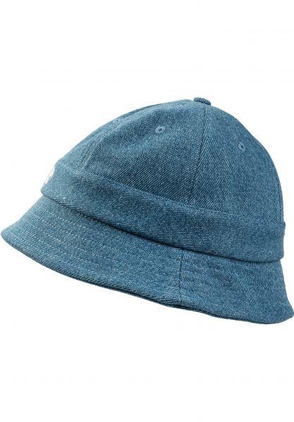 Magenta Hüte Plant Bucket Hat blue vorderansicht 0580416