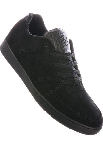 ES Alle Schuhe Accel Slim black-black-black vorderansicht 0604839