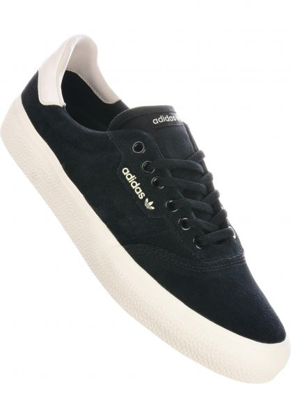adidas-skateboarding Alle Schuhe 3MC coreblack-white-white vorderansicht 0604427