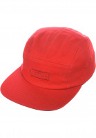 Artha-Caps-5-Panel-red-Vorderansicht