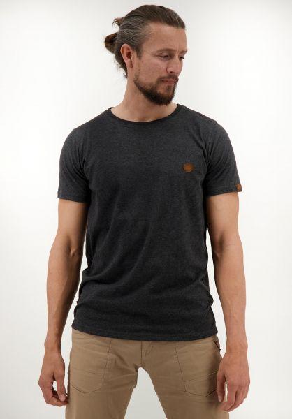 alife and kickin T-Shirts Maddox moonless 320 vorderansicht 0320764