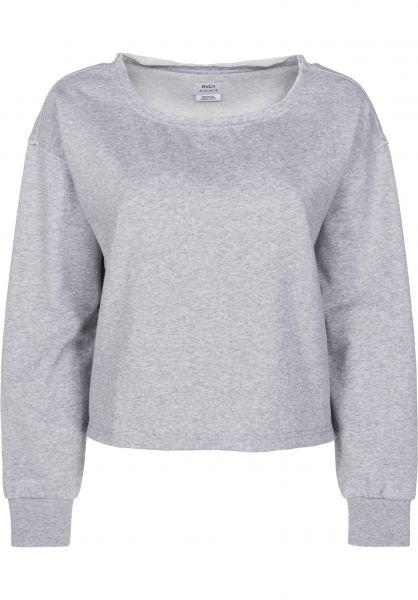 RVCA Womens Nora Short Sleeve Striped Sweater