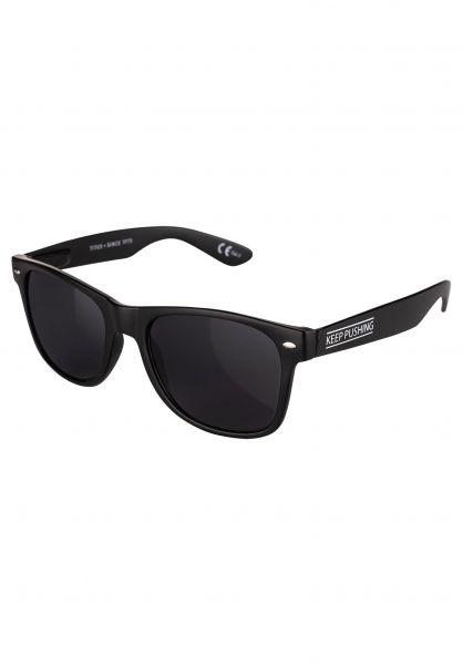 TITUS Sonnenbrillen Keep Pushing black-black-black Vorderansicht