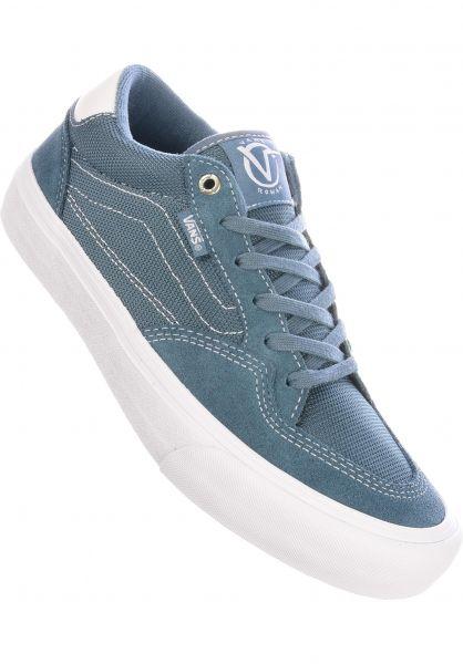 Vans Alle Schuhe Rowan Pro mirageblue-white vorderansicht 0604757