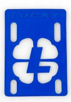 Lucky-Riserpads-1-8-Riser-blue-Vorderansicht