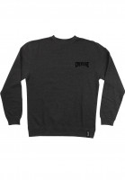 Creature Sweatshirts und Pullover Clean charcoal-heather Vorderansicht
