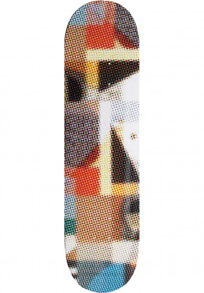Hopps Skateboard Decks Jahmal Williams Artist Series 3 multi Vorderansicht