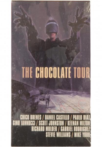 Chocolate Verschiedenes The Chocolate Tour VHS no color Vorderansicht