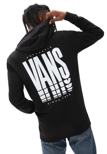 Vans Hoodies Reflect black vorderansicht 0446305