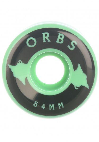 Orbs Rollen Specters Solids 99A mint Vorderansicht 0134392