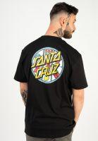 santa-cruz-t-shirts-jackpot-dot-black-vorderansicht-0322587