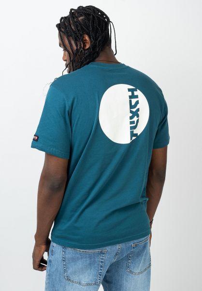 Element T-Shirts x Primo Tokyo Arata legionblue vorderansicht 0321336