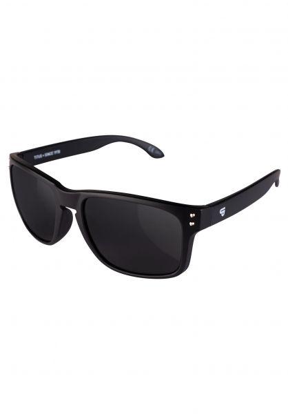 TITUS Sonnenbrillen LIS black-black-black Vorderansicht