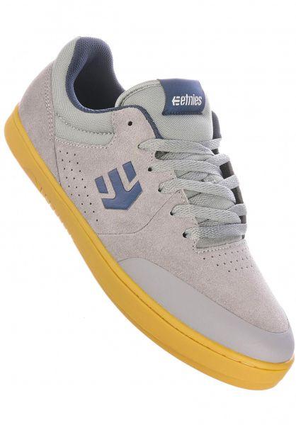 etnies Alle Schuhe Marana x Michelin grey-blue-gum vorderansicht 0604316