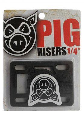"""Pig 1/4""""-Hard-Riser"""