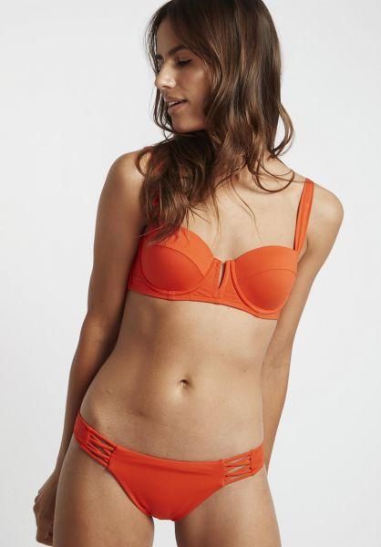 Billabong Beachwear S.S Tropic Bikini-Bottom henna vorderansicht 0205355